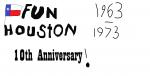 Fun Houston 10th Anniversary logo.png