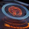 CMDR Plexus Ironrot